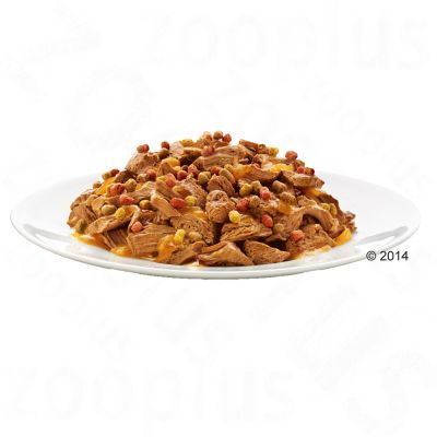 20 x 100 g Felix Crunchy Crumbles + 80 g Topping gratis!