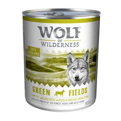 24 x 800 g Wolf of Wilderness