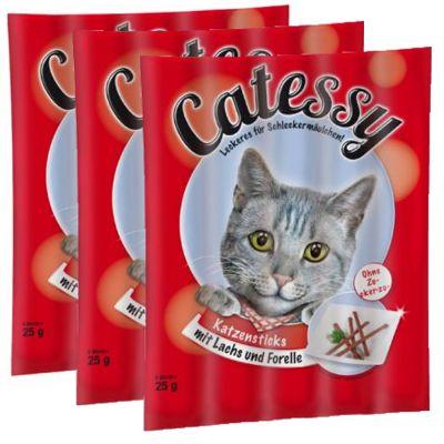 3 x 5 pz Catessy Snack Stick