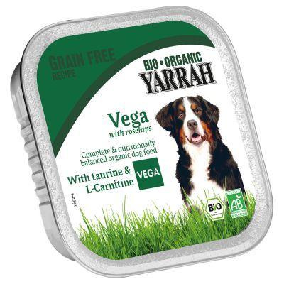 Yarrah Bio Bocconcini con Rosa Canina 6 x 150 g