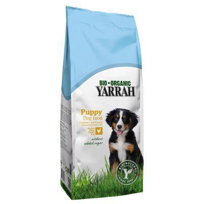 Yarrah Bio Cuccioli con Pollo & Cereali