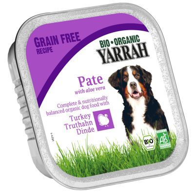 Yarrah Bio Paté 6 x 150 g