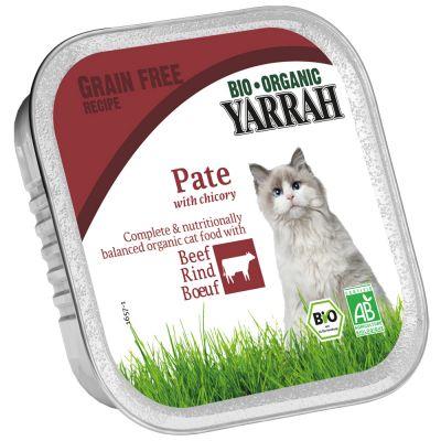 Yarrah Organic Wellness Pâté 6 x 100g