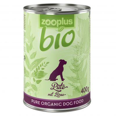 zooplus Bio Tacchino con Miglio