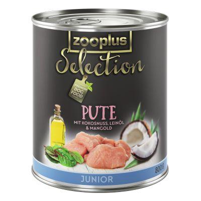 zooplus Selection Junior Tacchino